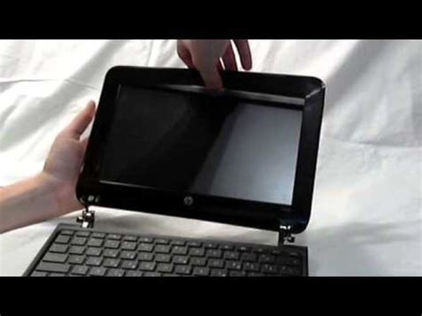 Monitor Notebook Hp Mini laptop screen replacement how to replace laptop screen