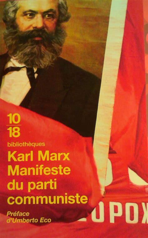 si鑒e du parti communiste fran軋is marx karl engels friedrich manifeste du parti