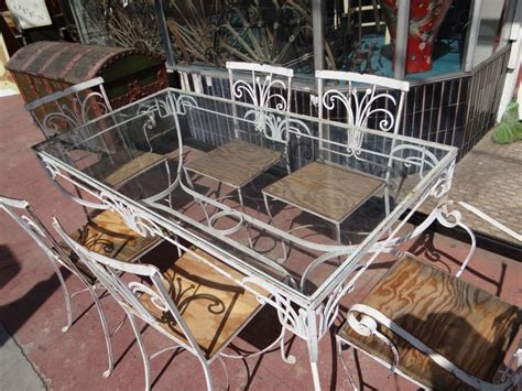 1325 best vintage wrought iron patio furniture images on