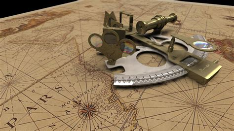 sextant age of exploration science visualized sextant on map ayesha garrett