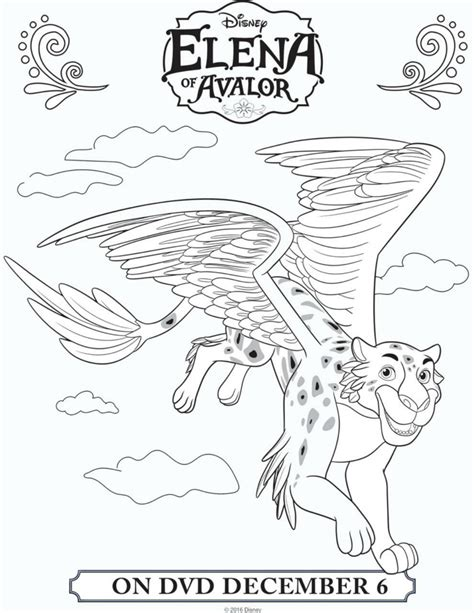 printable coloring pages elena of avalor disney elena of avalor coloring page printable coloring