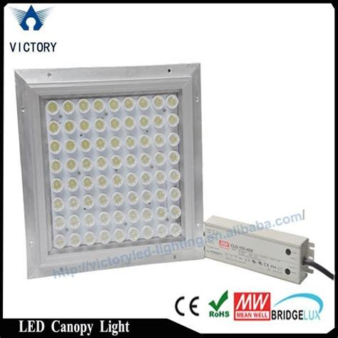 canopy for light fixture led canopy light fixture 150w 46116813