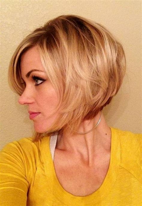 textured bob hairstyle photos textured inverted bob short layered haircut