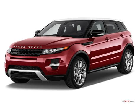 2012 land rover range rover evoque pictures angular front
