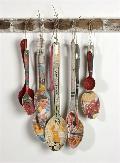Modge Podge Decoupage - decoupage spoons decoupage ideas