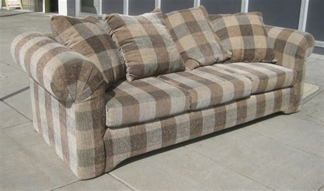plaid couch for sale uhuru furniture collectibles sold plaid sofa 100