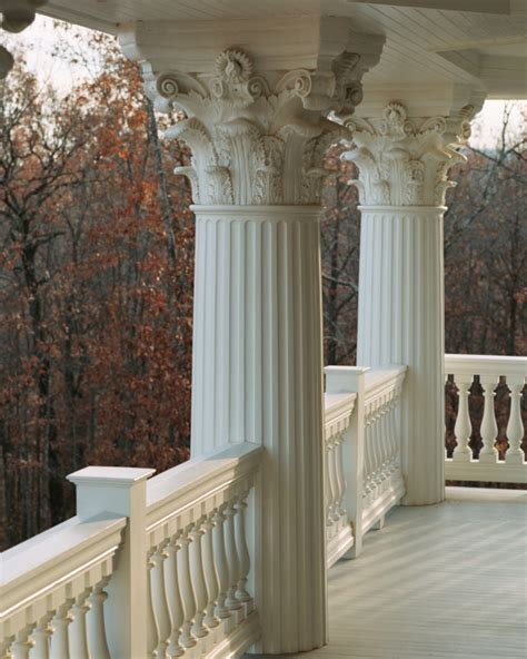 Deck Columns 5 Steps How To Install Balustrade Systems Up To