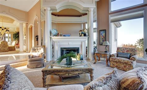 divani damascati arredamento in stile liberty idee per la casa diredonna