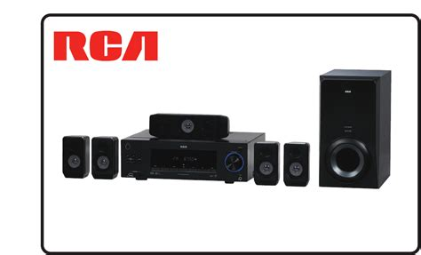 rca home theater system rt2770 user guide manualsonline
