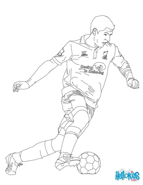 suarez coloring pages hellokids com