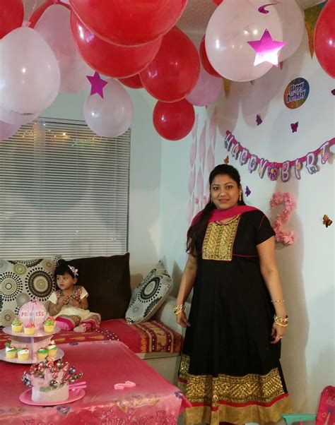 2nd birthday decorations at home hurrayyyy its a party time birthday party decor youtube