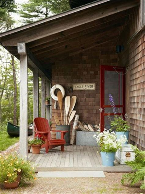 Cabin Porch by 25 Best Ideas About Cabin Porches On Pinterest Rustic