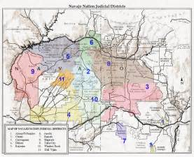 arizona map navajo nation