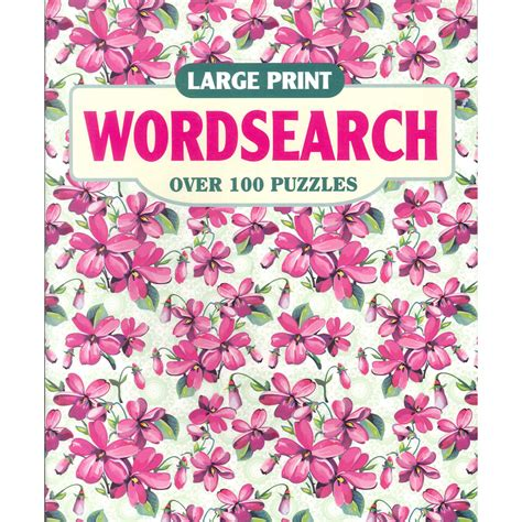 large print word games printable large print word search games and puzzles at the works