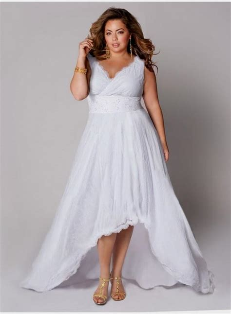 Casual Wedding Dresses Large Size 40 by Plus Size Casual Wedding Dresses Naf Dresses