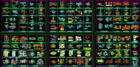 pipe dwg detail  autocad designs cad