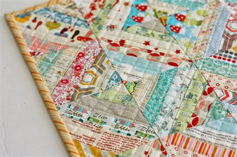 Best Batting For Machine Quilting by Easy Scrap Fabric Quilt Block Diary Of A Quilter A