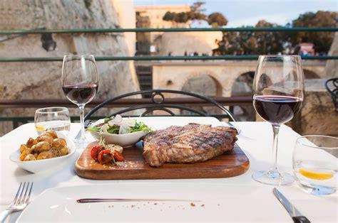 Top 10 Bar Foods by Top 10 Bars And Restaurants In Malta Vivitravels