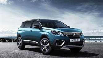 Suv Peugeot New Peugeot 3008 Suv Hd Car Wallpapers Free