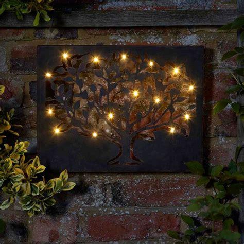 customer reviews  smart garden silhouette tree led wall