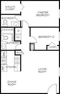plan 224 adapter pour le sous sol 800 sq ft 2 bedroom