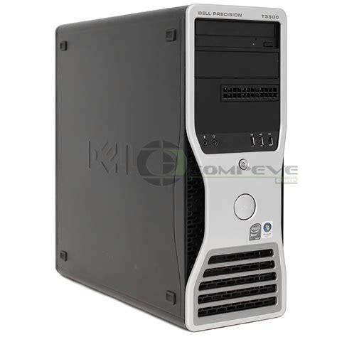Vga Workstation Dell Precision T3500 Workstation E5504 4gb 80gb Fx1500 Win