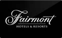 Fairmont Gift Card - buy fairmont hotels and resorts gift cards raise