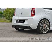 Heckdiffusor GT VW Up SRS VWUP HD1  Tec GmbH Germany