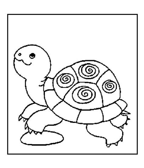 Tortoise Coloring Page tortoise coloring pages coloringpages1001