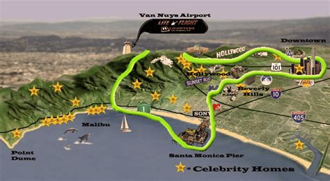 hollywood celebrity tour map hollywood homes tour map new house designs