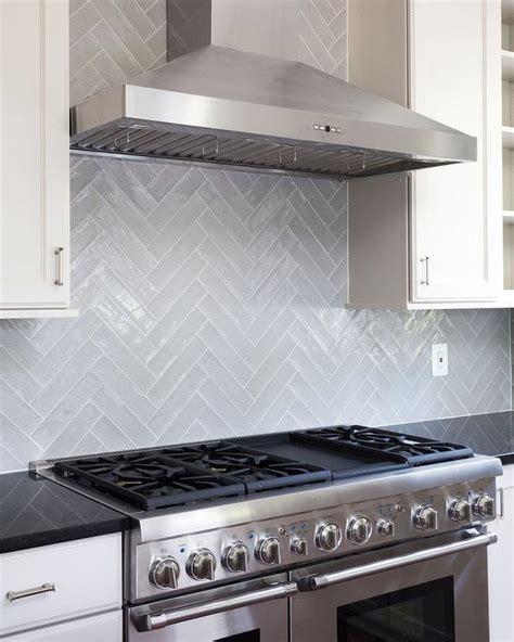 green gray glazed kitchen backsplash tiles design ideas