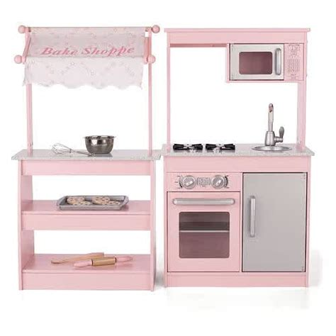 Pink Wooden Kitchen by Wooden Kitchens For Chefs Homesfeed
