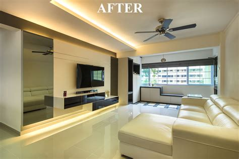 Home Interior Design Renovation Expo by Completed Renovation Project Hdb 5 Rooms At Bedok