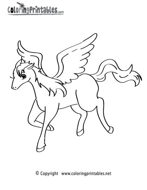 coloring page unicorn pegasus pegasus unicorn coloring pages coloring pages