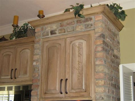 refresh pickled wood cabinets whitewash over oak cabinets functionalities net