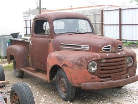1949 F 1 Ford Pickup for Sale   CollectorCarsForSale.com