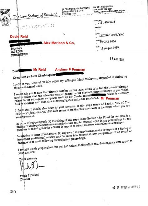 National Insurance Letters Uk Corruption A Diary Of Injustice In Scotland