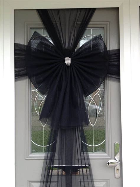buy black door bow  day delivery order
