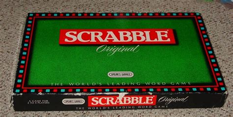 wordplays scrabble scrabble original word 1988 complete