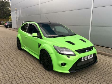 ford focus  st full rs replica rs bucket