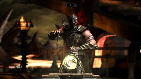 test your level mortal kombat x test your might level 10