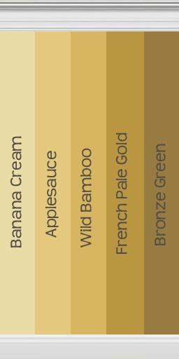 gold color names mod the sims collection of gold walls inspired by behr paint