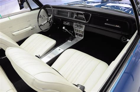 66 impala ss 427 interior impala