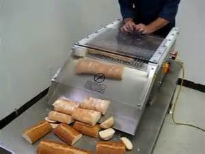 How To Cut Bread Machine Bread Bread Slicing Machine