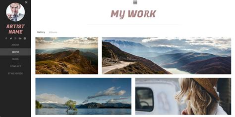 bootstrap themes photography 15 bootstrap photography templates designerslib com