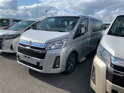 Toyota Hiace 2019 by Next 2019 Toyota Hiace Exterior Leaked In Japan Update