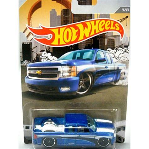 Hotwheels Chevy Silverado wheels chevy silverado truck global diecast
