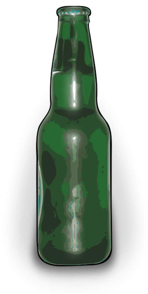 beer bottle cartoon beer bottle silhouette cliparts co