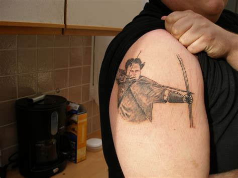bow hunting tattoo designs pin archery tattoos on