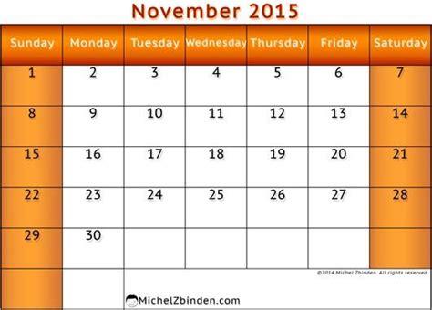 printable calendar november 2015 with holidays feel free to download nov 2015 printable calendar and